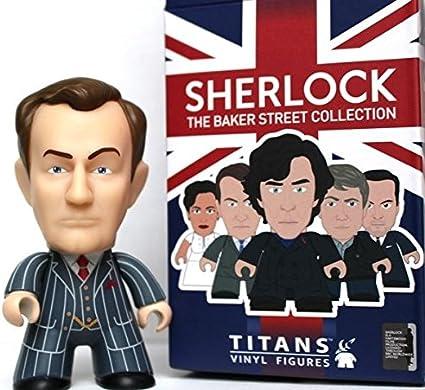 Titans x Sherlock Baker Street Collection Vinyl Figure JOHN *VARIANT 1