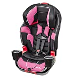 Best 3-1 Convertible Car Seats - Evenflo Transitions 3-in-1 Combination Booster Car Seat, Maleah Review
