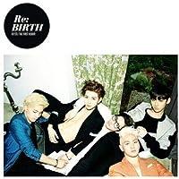 Nu'est - [Re:Birth] 1st Album CD+Booklet+PhotoCard+Tracking K-POP Sealed Nuest