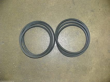 Amazon.com: Set of Two (2) Replacement Belts for Buhler/Farm ... on