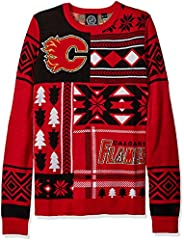 FOCO Patches Ugly Sweater