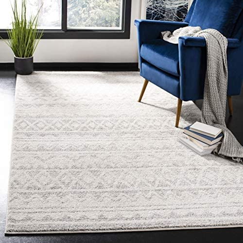 Safavieh Adirondack Collection ADR119B Moroccan Boho Distressed Non-Shedding Stain Resistant Living Room Bedroom Area Rug
