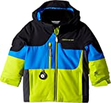 Obermeyer Kids  Baby Boy's Torque Jacket (Toddler/Little Kids/Big Kids) Stellar Blue 6