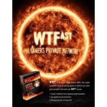 WTFast Advanced (1 computer for 12 months) [Online Code]