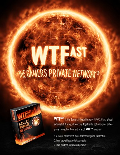 WTFast Advanced (1 computer for 12 months) [Online Code] by AAA Internet Publishing Inc. (DBA WTFast)