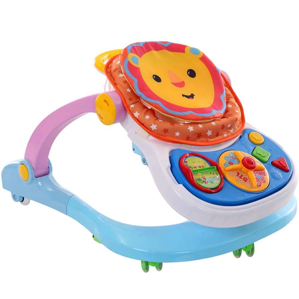 GONGFF - Andador de bebé, 6/7-18 Meses, multifunción, Anti ...