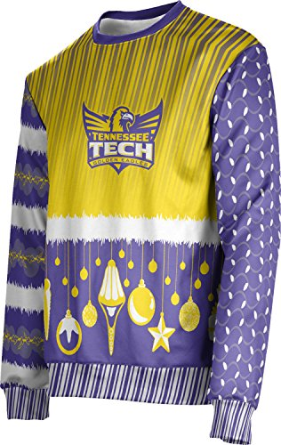 ProSphere Tennessee Technological University Ugly Holiday Unisex Sweater - Decoration FE622