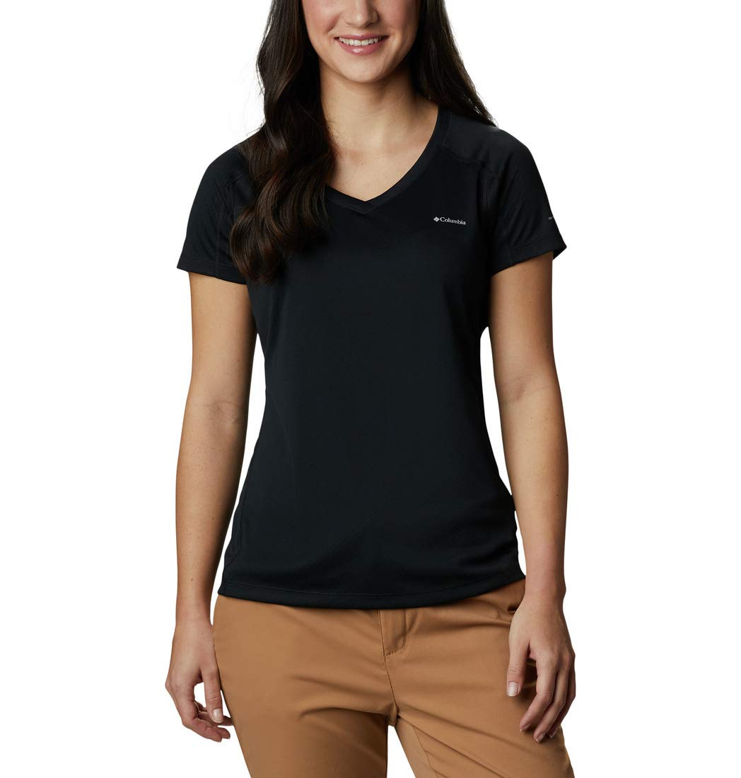 Columbia Women's Zero Rules Short Sleeve Shirt Shirts