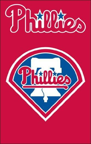 hiladelphia Phillies MLB Applique Banner 44