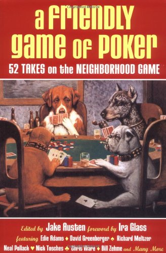 A Friendly Game of Poker: 52 Takes on the Neighborhood - Reviews Poker Glasses
