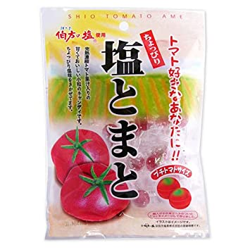 Japanese Salty Tomato Candy, 2 65oz