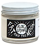 Fat and The Moon – All Natural/Organic Aloe Face + Body Lotion (2 oz) For Sale