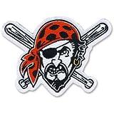 Pittsburgh Pirates Crossed Bats MLB Baseball Team Logo Jersey Sleeve Patch