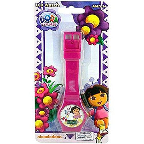Dora the Explorer Watch w/ LCD Display Girsl Watch