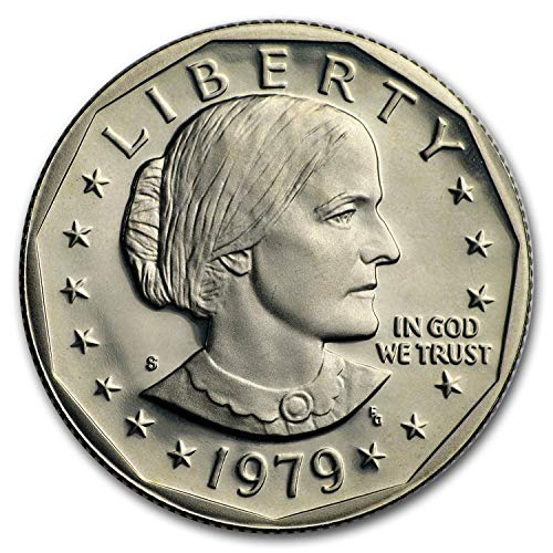 1979 S SBA Type-2 Gem Proof Copper About Uncirculated