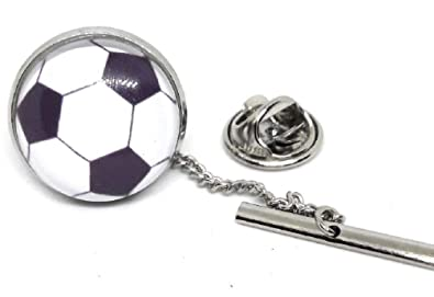 b6294d723f8c Menz Jewelry Accs Soccer Ball TIE TACK/Lapel PIN !! Manufacturers Direct  Pricing!!: Amazon.ca: Jewelry