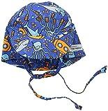 Flap Happy - Sombrero para el Sol,LFT6AZB, Varones, Sea Safari, X-Small