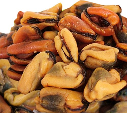 Dried seafood mussel 350 gram from South China Sea Nanhai