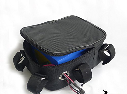 Full Bicycle Frame Bag Lithium Battery Electric Bicycle E bike Full Suspension Lithium Battery Bag Portable Li battery Pack