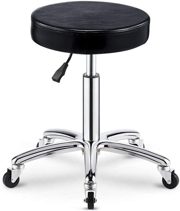 Amazon.com: QY Y-160 - Taburete giratorio para silla de ...
