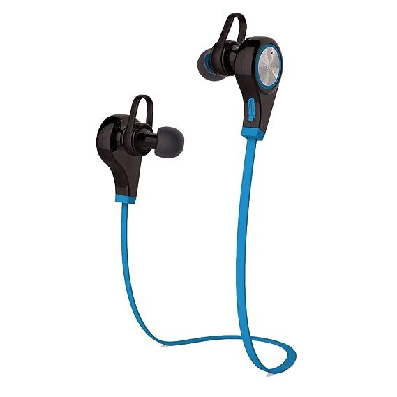 51d20af8984 Homestec Q9 Wireless 4.1 Bluetooth Sports Headsets,Premium Sound with Bass,  Ergonomic Design,