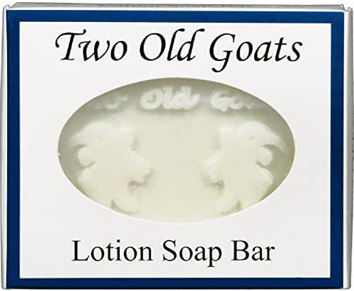 3 Pack: Two Old Goats Lotion Bar Soap by Two Old Goats