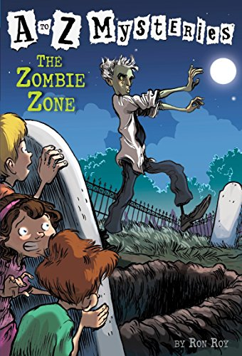 The Zombie Zone (A to Z Mysteries) for $<!--$2.90-->