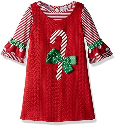 Knit Jumper Dress - 5