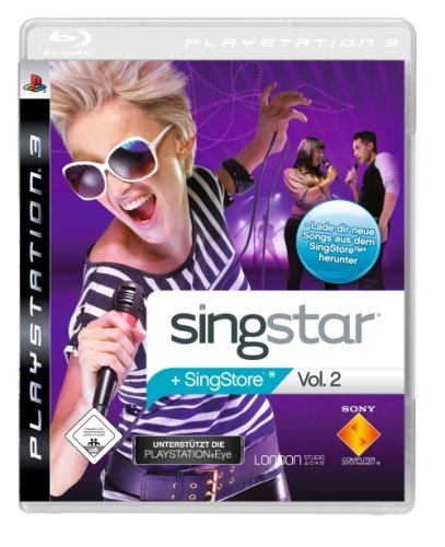 Sony Singstar Vol.2 Video Game for PS3 - 5