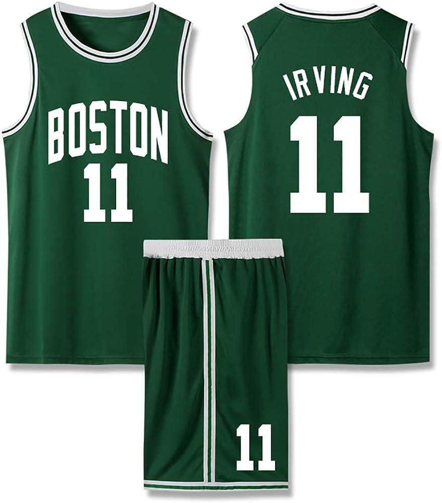 Kyrie Irving No. 11 Boston Celtics Traje de Entrenamiento de ...