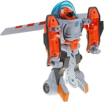 Regalo di Natale per bambini robot trasformatore automatico 2 in 1