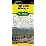 High Uintas Wilderness Trails Illustrated Other Rec. Areas (National Geographic Maps: Trails Illustrated) Map Edition by National Geographic Maps published by NATIONAL GEOGRAPHIC MAPS DIVISION (2012)