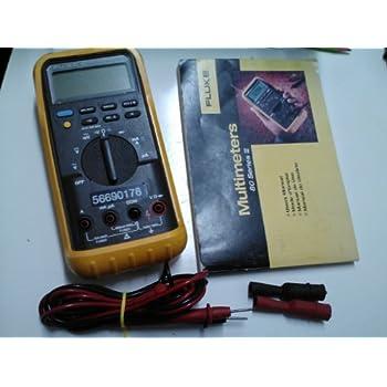 Fluke 87-3 True-RMS Analog/Digital Multimeter - 87 III
