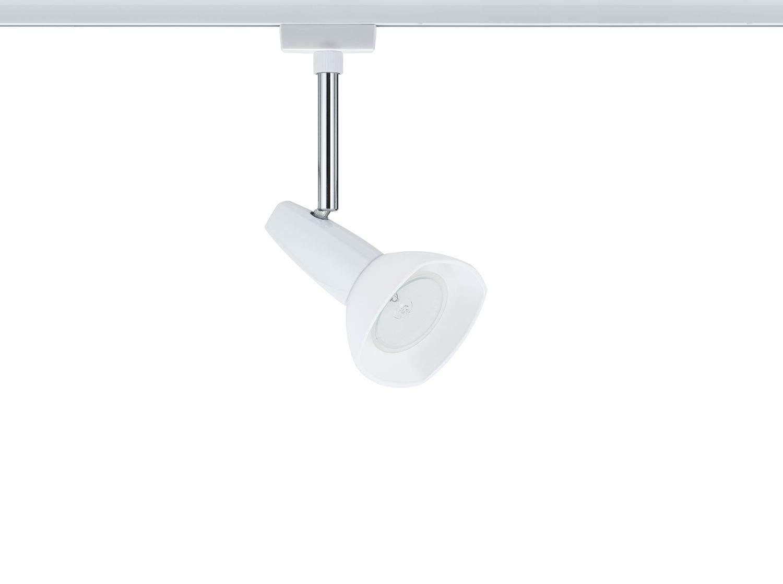 Paulmann 97693 Stromschienensystem, Metall, GZ10, weiß [Energieklasse D] weiß