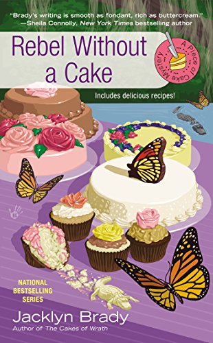 book cover of Rebel Without a Cake