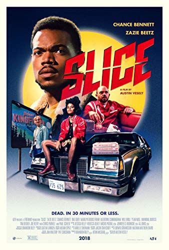 Kirbis Slice Movie Poster 18 x 28 Inches