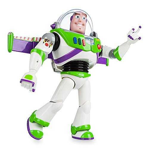 Disney Buzz Lightyear Talking Action Figure461016172318