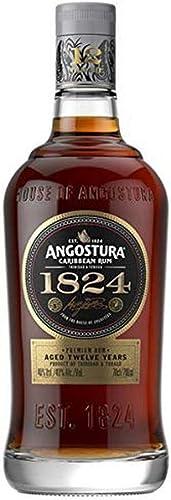 Angostura 1824 Envejecido 12 Años de Edad Premium Ron - 700 ml