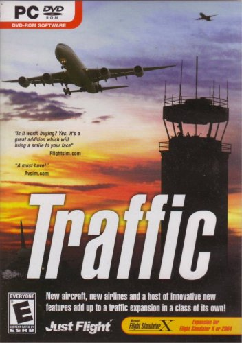 Flight Simulator X: Traffic Expansion Pack
