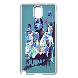Unique Design -ZE-MIN PHONE CASE For Samsung Galaxy NOTE4 Case Cover -Kevin Durant Pattern 18
