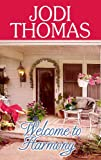 Welcome to Harmony (Center Point Premier Romance (Large Print))
