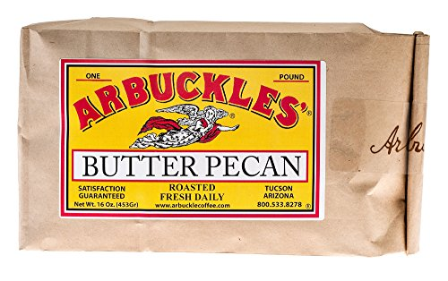 Arbuckle's Autodrip Ground Coffee (Butter (Arbuckles Whole Bean)