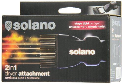 Solano 2-in-1 Dryer Attachment