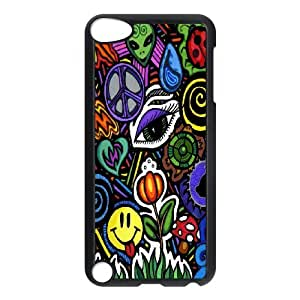 Ipod Touch 5 Phone Case Classic Art Gq16108