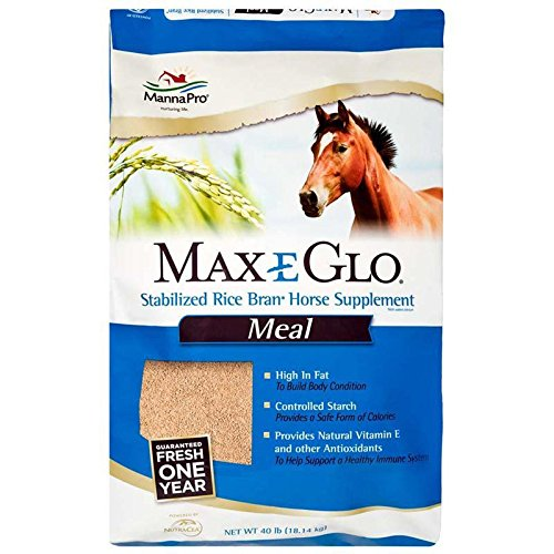 Manna Pro Max-E-Glo Meal for Horse, 40 lb by Manna Pro