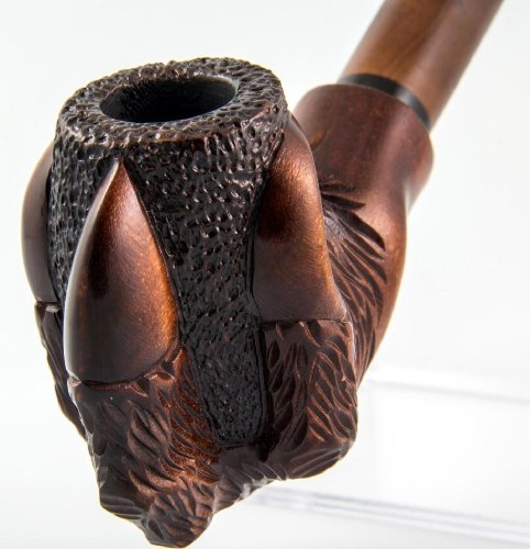 Claw Pipe (New Handcarved pear tobacco smoking pipe