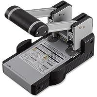 CARL, XHC-150N, Heavy Duty 3-Hole Paper Punch 100 Sheet black