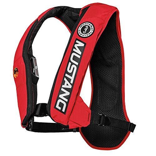 Mustang Survival MD5183BC4 Elite Inflatable PFD - Red