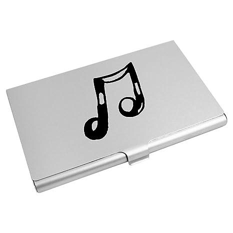 Azeeda Note De Musique Porte Carte Visite Crdit