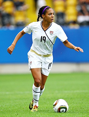 Sydney Leroux Olympic World Cup Hero Women's Soccer Limited Print Photo Poster 16x20 - Cup Soccer World Pictures